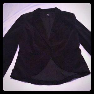 Black Velvet Mossimo Blazer